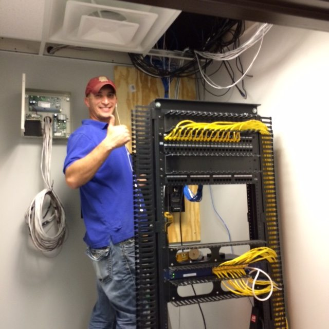 Commercial Wiring Job